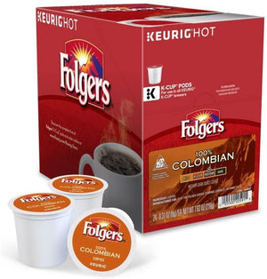 FOLGERS GOURMET Lively Colombian 24 CT