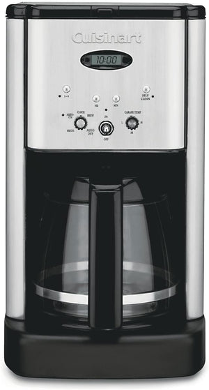 Load image into Gallery viewer, Cuisinart Brew Central 12-Cup Programmable Coffeemaker DCC-1200C
