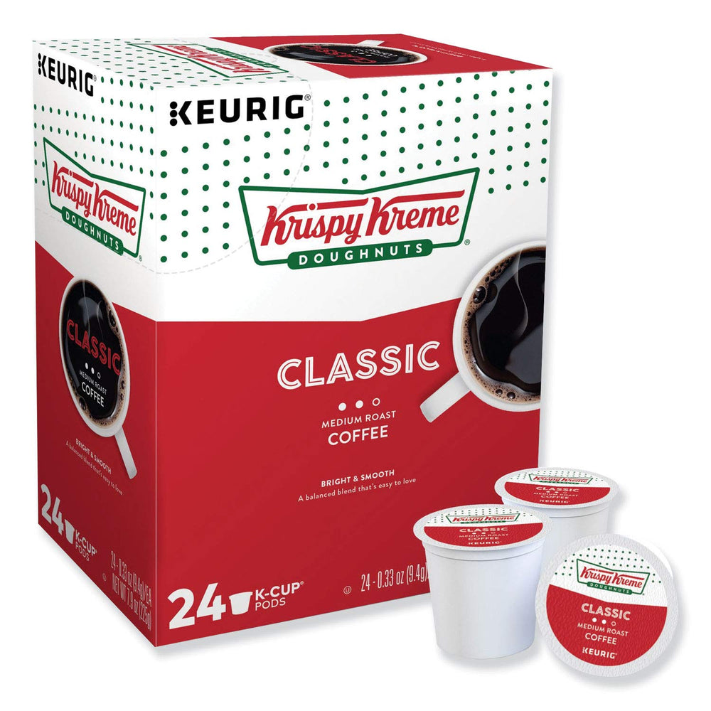 Load image into Gallery viewer, GMCR Krispy Kreme Doughnuts K CUP Smooth 24 CT