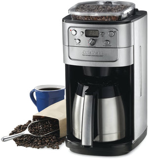 Cuisinart® Automatic Burr Grind & Brew Thermal™ 12-Cup Coffeemaker DGB-900BCC