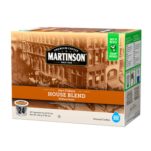 Martinson Coffee RC House Blend 24 CT