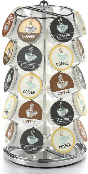 Nifty K Cup Pod Carousel Chrome - 35