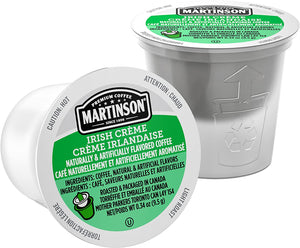 Martinson Joe Flav RC Irish Creme 24 CT