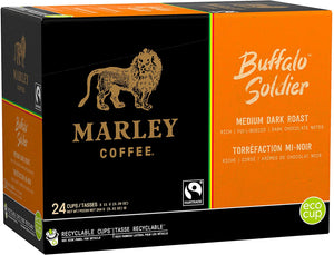 Marley Coffee Buffalo Soldier 24 CT