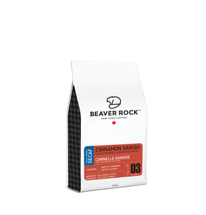 Load image into Gallery viewer, Beaver Rock Cinnamon Danish Decaf 8oz