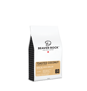 Beaver Rock Toasted Coconut 8oz