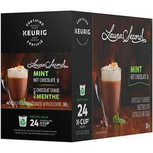 Laura Secord Hot Chocolate Mint 24 CT