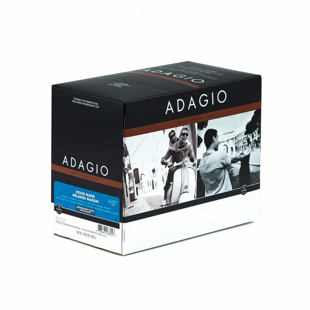 Load image into Gallery viewer, Adagio K CUP House Blend 24 CT