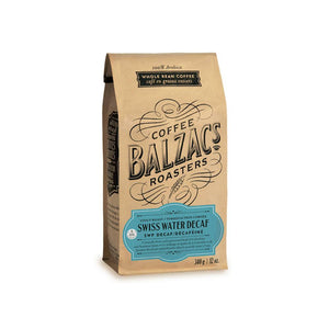 Load image into Gallery viewer, Balzac's Decaf Swiss Water Process Whole Bean Coffee 12 oz