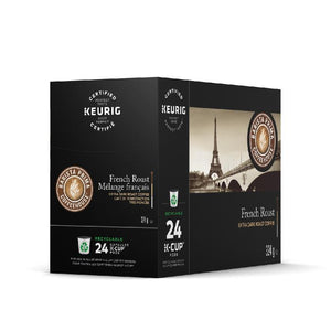 Load image into Gallery viewer, GMCR Barista Prima K CUP French Roast 24 CT