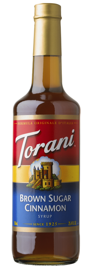 Load image into Gallery viewer, Torani Brown Sugar Cinnamon 750ml