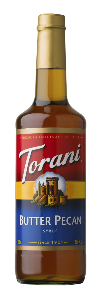 Load image into Gallery viewer, Torani Butter Pecan 750ml