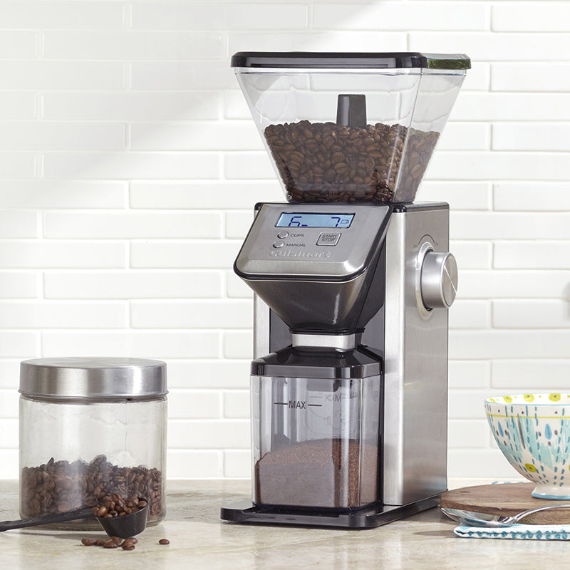 Load image into Gallery viewer, Cuisinart® DELUXE GRIND CONICAL BURR MILL