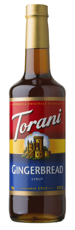 Load image into Gallery viewer, Torani Gingerbread Syrup