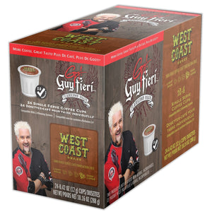 Load image into Gallery viewer, Guy Fieri K CUP West Coast Roast 24 CT