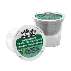 Martinson Coffee RC Italian Roast 24 CT