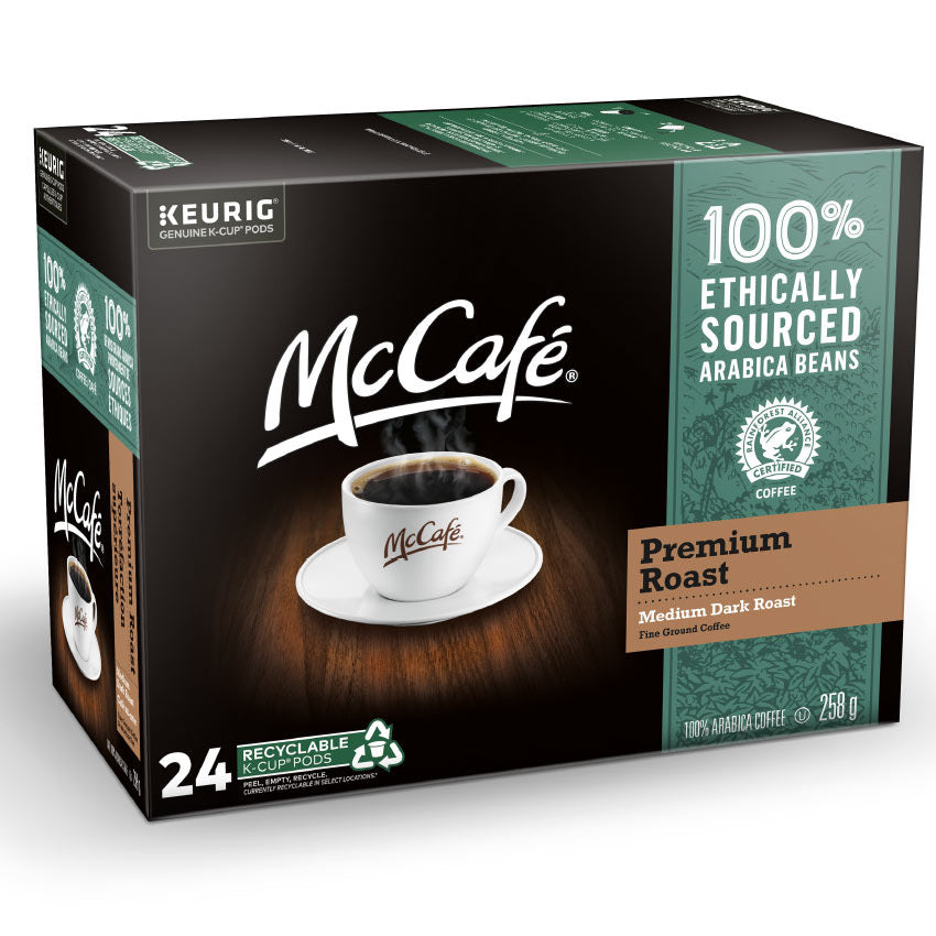 Load image into Gallery viewer, McCafe Premium Roast K Cup 24 CT