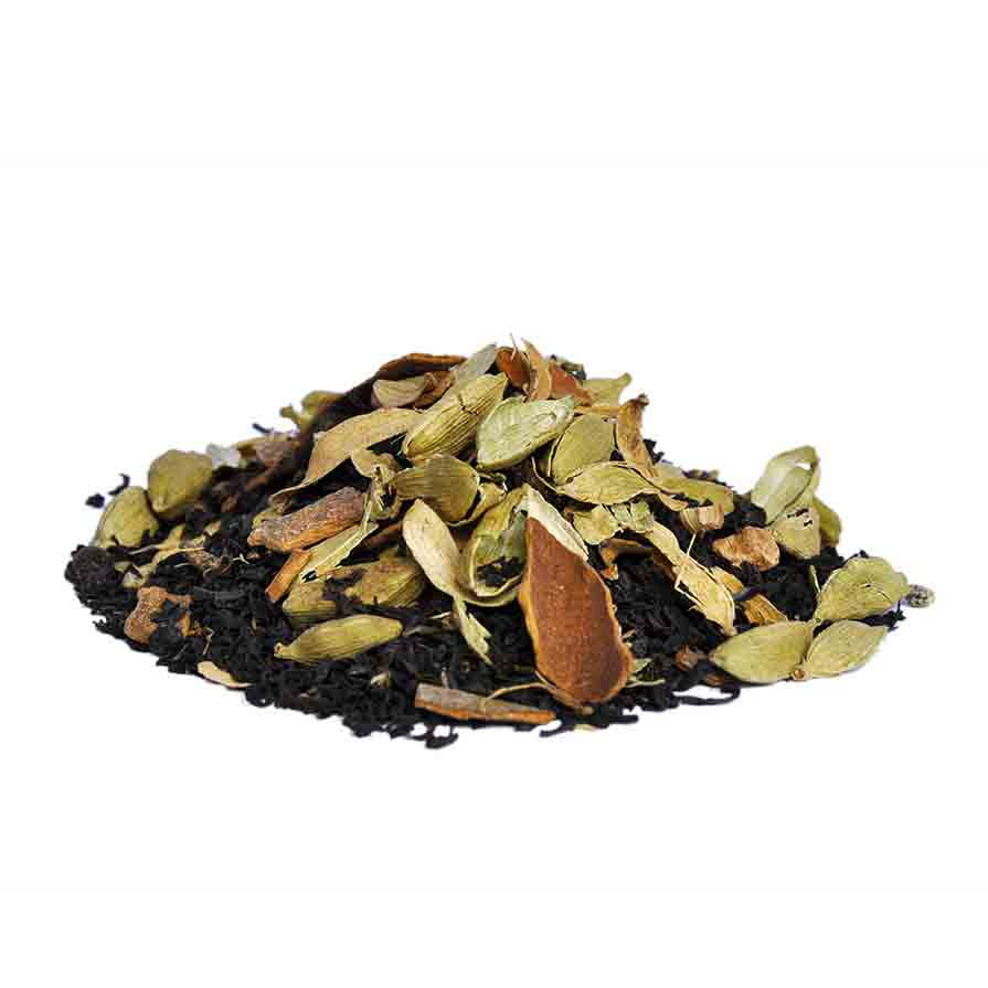 Tea Squared Loose Leaf Tea Mumbaii Gold Chai