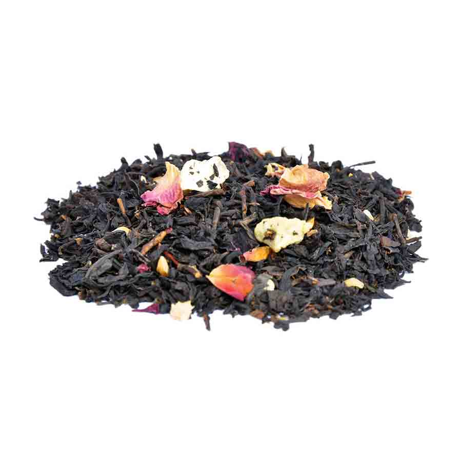 Tea Squared Loose Leaf Tea Roasted Apple Chai