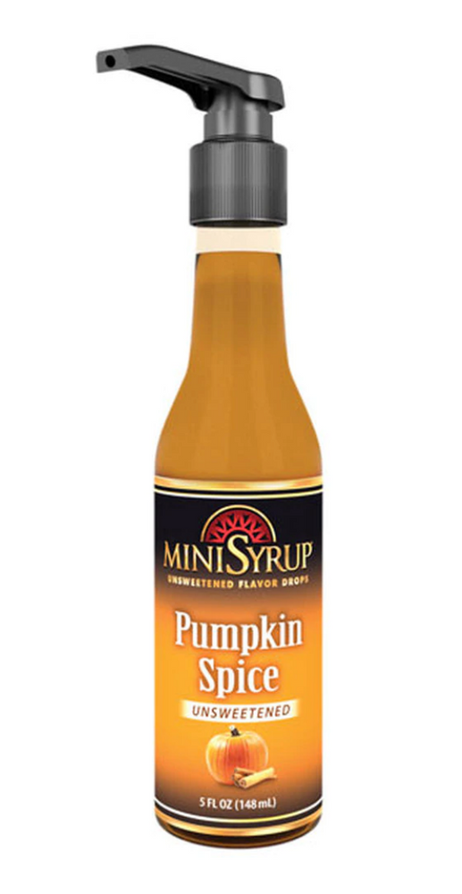 Zavida Hot Mini Pumpkin Spice 5 oz