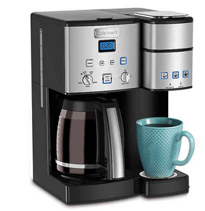 Load image into Gallery viewer, Cuisinart® Coffee Center™ Coffee Maker/Single Serve Brewer
