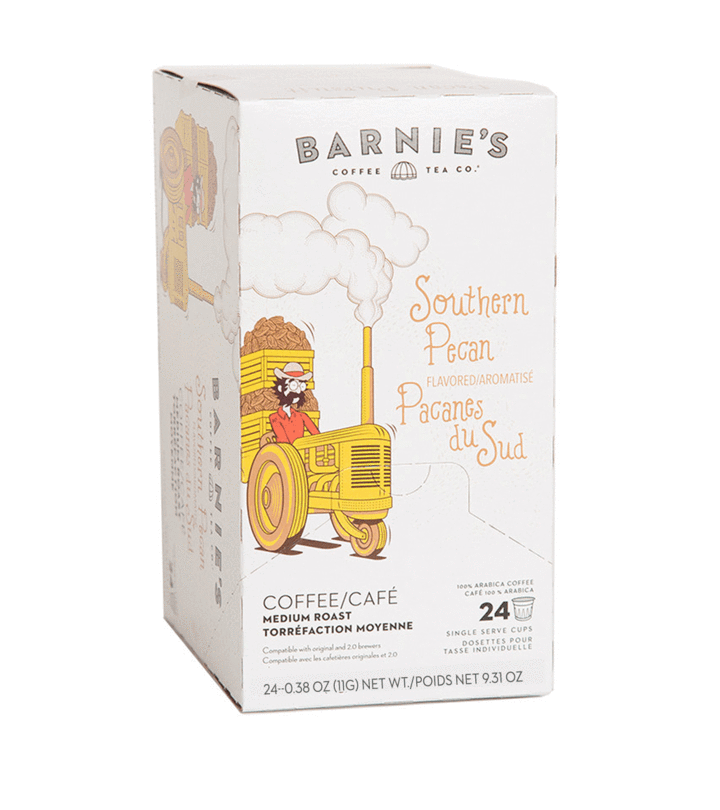 Barnie's Southern Pecan Single Serve Cups, 24ct.