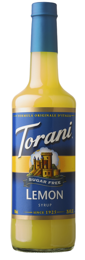 Load image into Gallery viewer, Torani Sugar Free Lemon Syrup