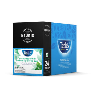 GMCR Tetley K CUP Pure Peppermint 24 CT