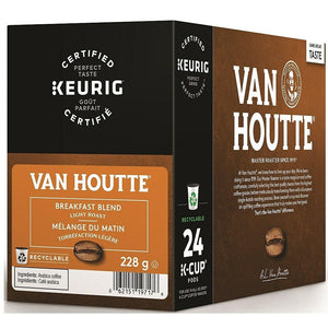 Van Houtte K CUP Breakfast Blend Light 24 CT