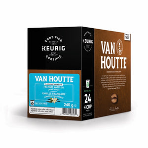 Load image into Gallery viewer, Van Houtte K Cup French Vanilla 24 CT