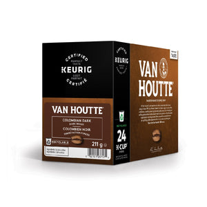 Van Houtte K CUP Colombian Dark 24 CT