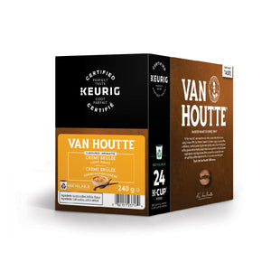 Load image into Gallery viewer, Van Houtte K CUP Creme Brulee 24 CT