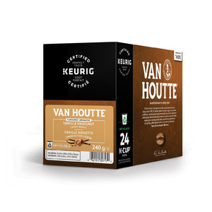 Load image into Gallery viewer, Van Houtte K CUP Vanilla Hazelnut 24 CT