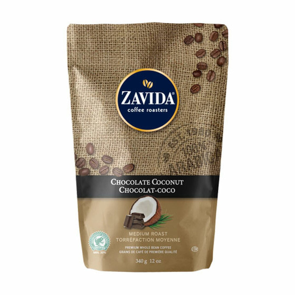 ZAVIDA WB Chocolate Coconut 12oz