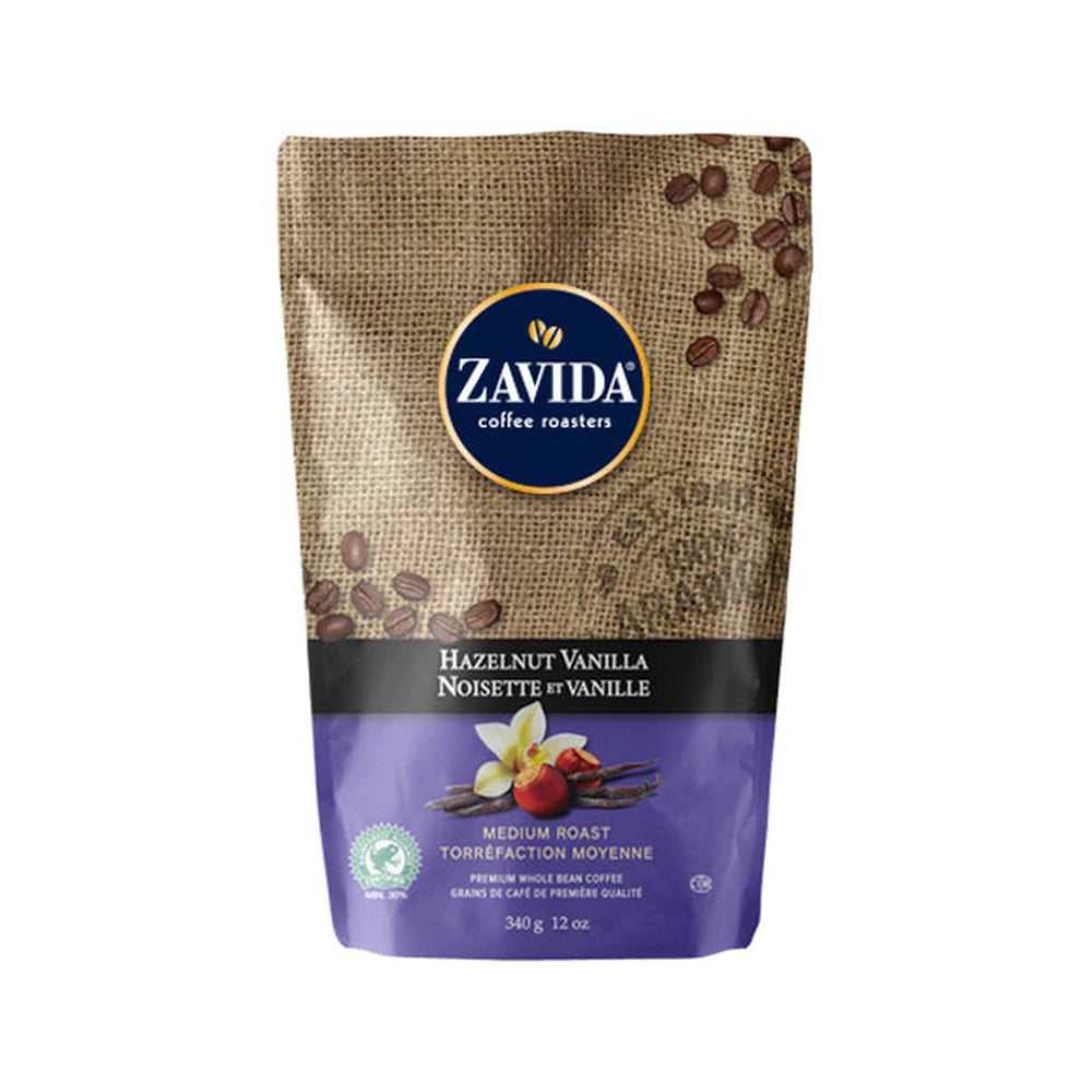 Load image into Gallery viewer, ZAVIDA WB Hazelnut Vainilla 12oz