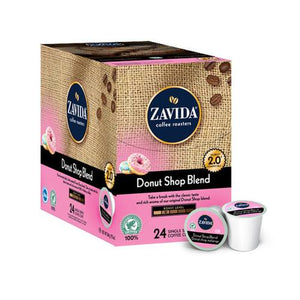 Load image into Gallery viewer, Zavida Z Cups Donut Shop 24 CT