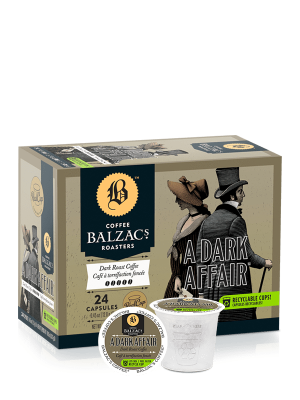 Load image into Gallery viewer, Balzac's RC Dark Affair 24 CT