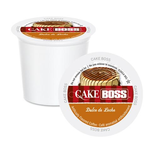 Load image into Gallery viewer, Cake Boss K CUPS Dulce De Leche 24 CT