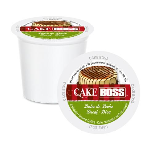 Load image into Gallery viewer, Cake Boss K CUPS Dulce De Leche Decaf 24 CT
