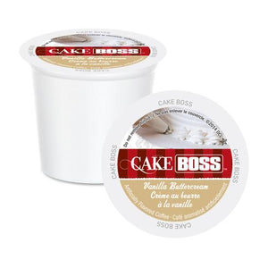 Load image into Gallery viewer, Cake Boss K CUPS Vanilla Buttercream 24 CT