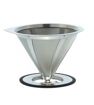 Grosche - Ultramesh Reusable Stainless Steel Filter/Pour Over