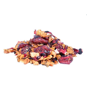 Tea Squared Loose Leaf Tea Cranberry Purifier