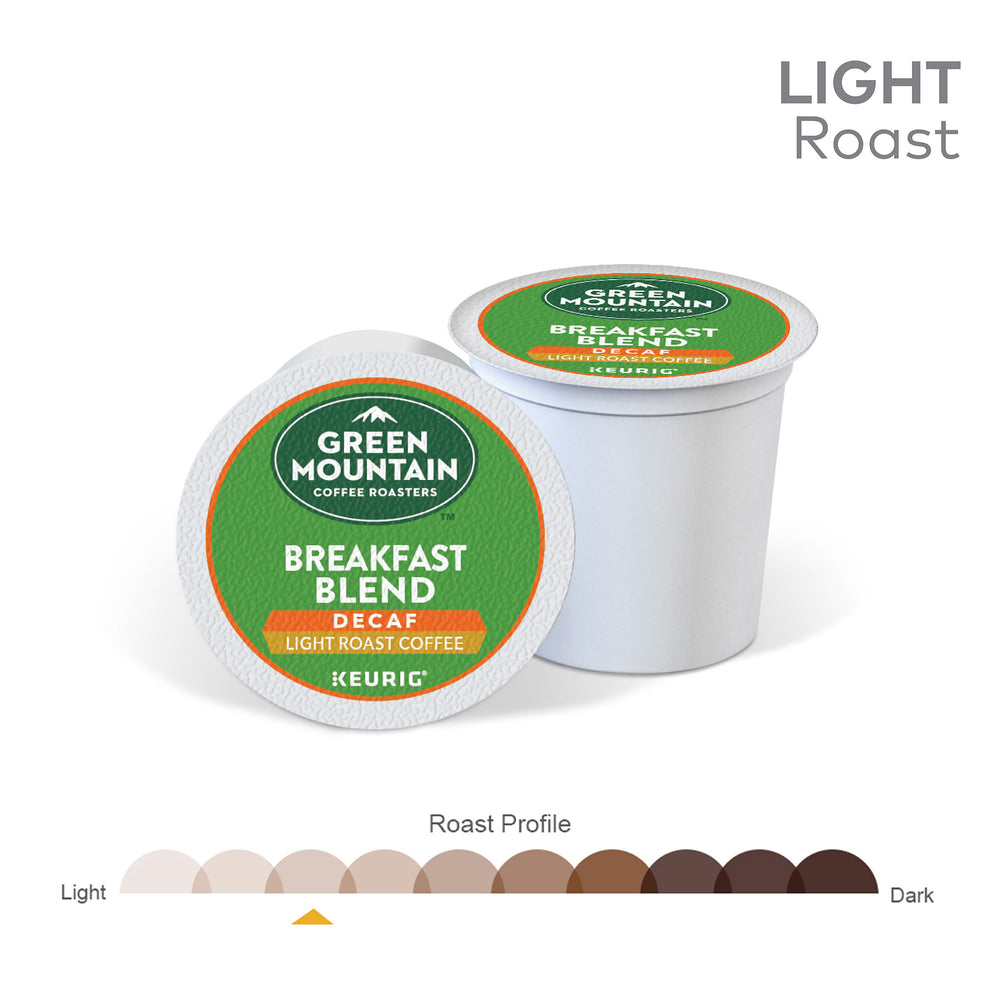 Load image into Gallery viewer, GMCR K CUP Breakfast Decaf 24 CT