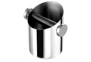Rocket Stainless Steel Knock Box