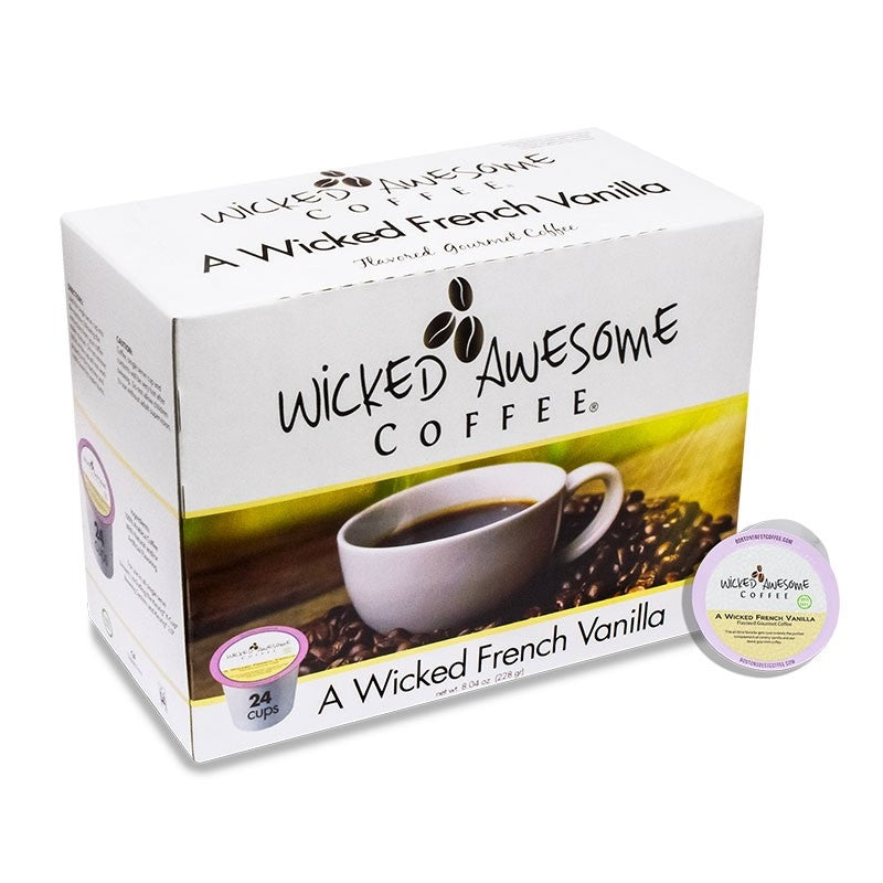 Wicked French Vanilla 24 CT