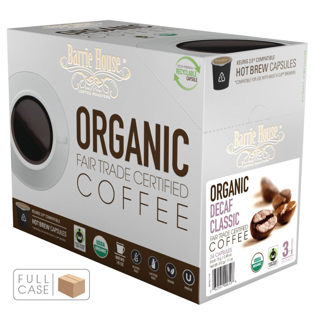 Barrie House FTO Decaf Classic 24 CT