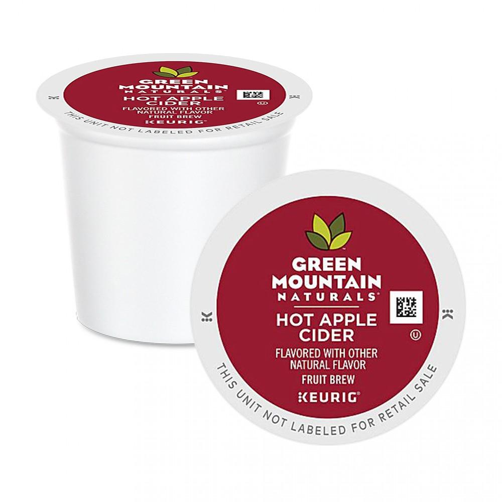 Load image into Gallery viewer, GMCR K CUP Hot Apple Cider Mix 24 CT