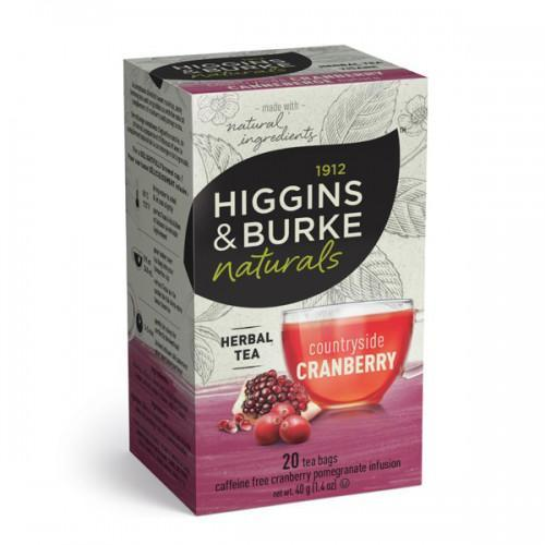 Higgins & Burke Countryside Cranberry