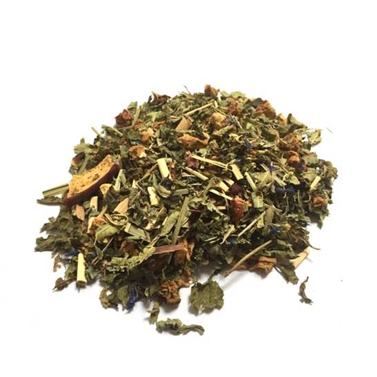 Tea Squared Loose Leaf Tea Cirus Relaxer