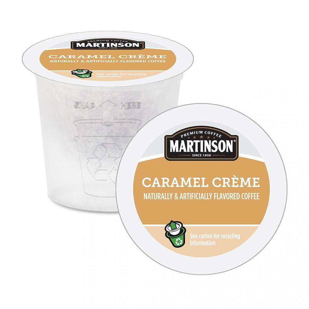 Martinson Joe Flav RC Caramel Creme 24 CT